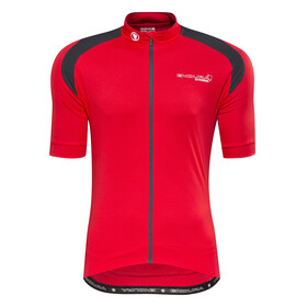 Endura Hyperon Short Sleeve Jersey Men red